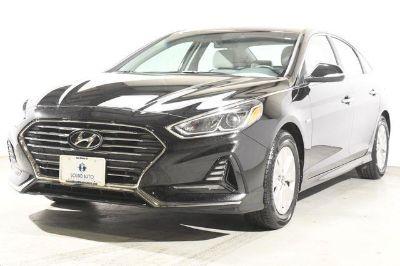 2018 Hyundai Sonata Hybrid SE (Black)