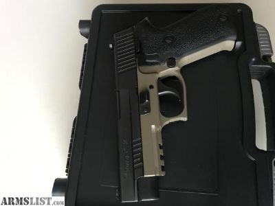 For Sale/Trade: LNIB Sig P220 Two-Tone Limited Edition .45ACP