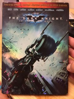 The Dark Knight 2disc Special edition