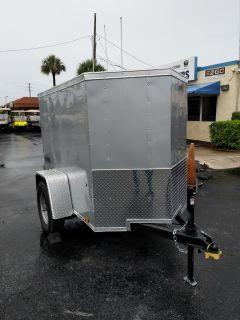2019 Cargo Express XLW4X6SI2 Cargo Trailers Trailers Fort Pierce, FL