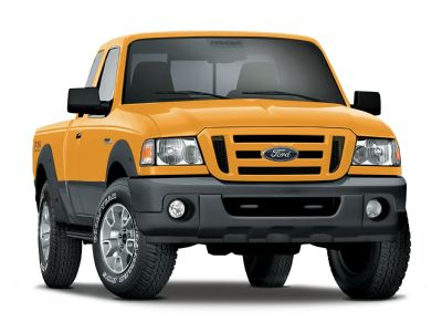 2008 Ford Ranger FX4 Off-Road (Torch Red Clearcoat)