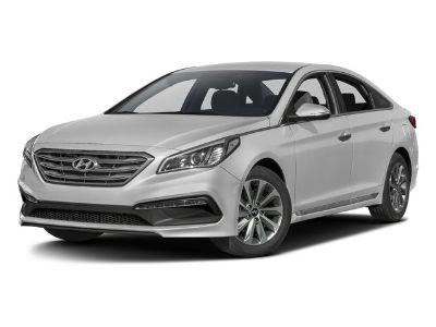 2016 Hyundai Sonata Sport (Symphony Silver)