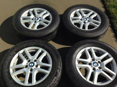 Sell BMW X5 E53 OEM Wheels & Tires (set Of 4) motorcycle in Independence, Kentucky, US, for US $250.00