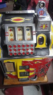 Mills Novelty Nickel Slot Machine