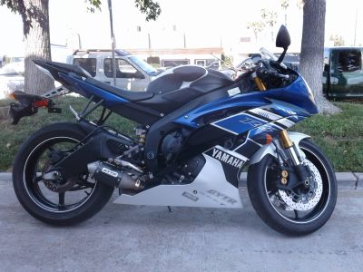2013 Yamaha R6 SuperSport Motorcycles Orange, CA