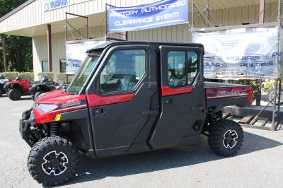 2019 Polaris Ranger Crew XP 1000 EPS Northstar HVAC Edition Side x Side Utility Vehicles Adams, MA