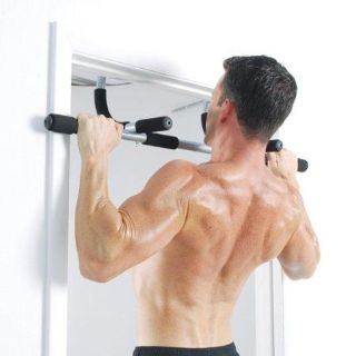 PRO-FIT IRON GYM TOTAL UPPER BODY WORKOUT BAR