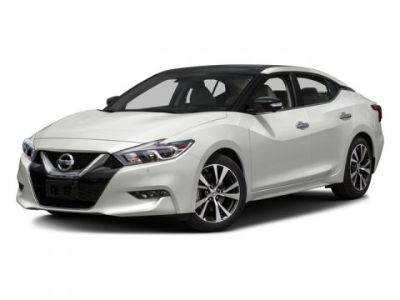 2016 Nissan Maxima 3.5 Platinum (Super Black)
