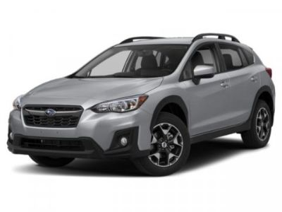 2019 Subaru Crosstrek Limited (Crystal White Pearl)