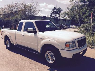 09 FORD RANGER ext cab