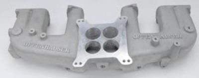 Purchase Offenhauser 6257DP Dual Port Intake Manifold motorcycle in Delaware, Ohio, US, for US $303.99