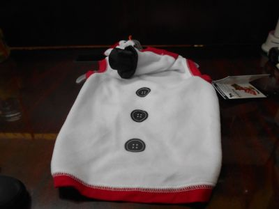 Holiday Time Dog Hoodie - Medium