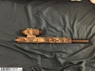 For Sale/Trade: 300 aac blackout upper