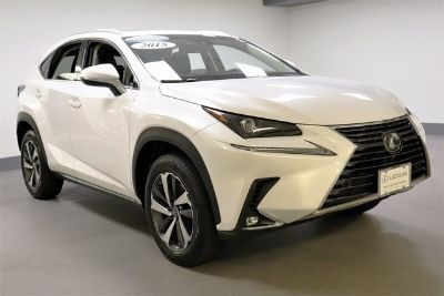 2019 Lexus NX (White Pearl)