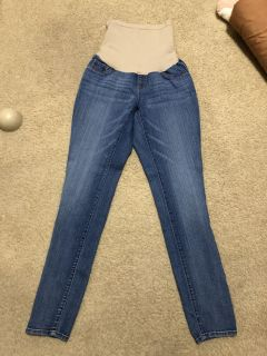 Maternity skinny jeans small