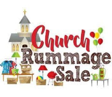 Medical Center Baptist Church Rummage Sale