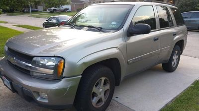 $3,800, 2003 chevy trailblazer