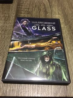 Glass DVD No Holds