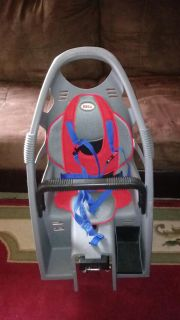 Bell Cocoon 300 Child Carrier - Gray/Red