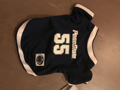 Psu jersey for small dog