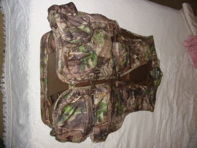 Field & Stream XL Turkey Vest