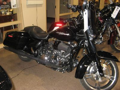 2014 Harley-Davidson Street Glide Touring Motorcycles Erie, PA