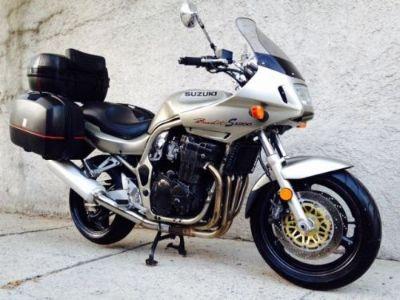 2000 Suzuki Bandit