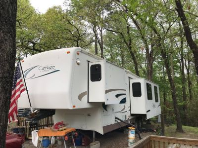 2002 35ft Cameo Carriage 5th Wheel RV