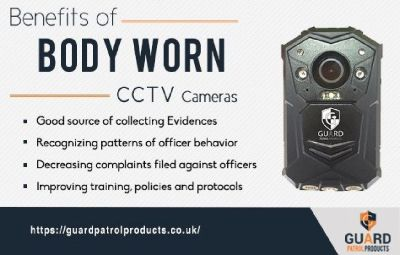 Body Worn CCTV Camera Solution