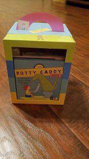 The potty caddy