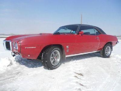 1969 Pontiac Firebird 400 2dr Coupe ?