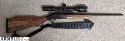 For Sale: H&R .308 rifle with scope