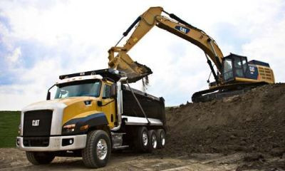 Construction equipment & dump truck financing for all credits