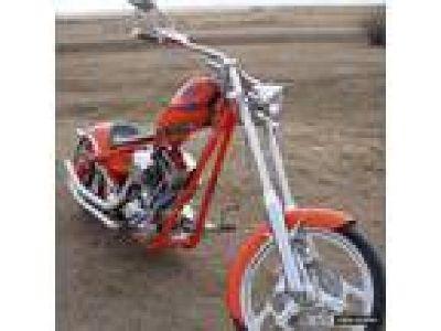 $6,100 2005 Big Dog Chopper