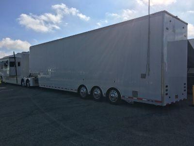 43' Goldrush trailer