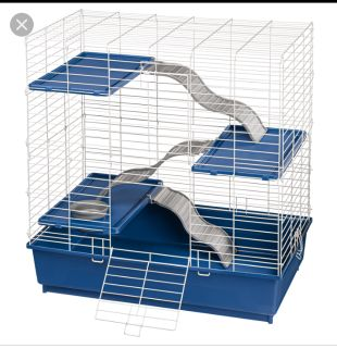Ferret or small animal cage