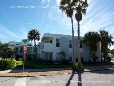 1 BR Apartment in Beautiful Pass-a-Grille - St Pete Beach