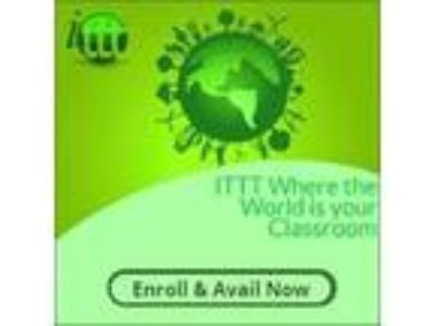 ENROLL NOW AND AVAIL 5 -25 DISCOUNT - International TEFL and TESOL