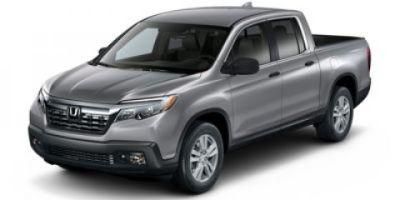 2019 Honda Ridgeline RT (Lunar Silver Metallic)