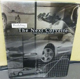 Sell Original 1998 Chevrolet Corvette Dealer Prestige Sales Brochure Fifth Generation motorcycle in Holts Summit, Missouri, United States, for US $44.98