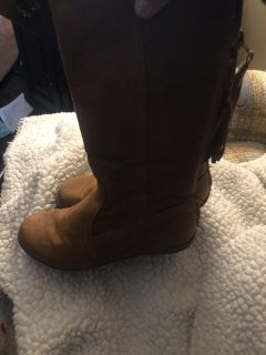 winter boots for girls size 11