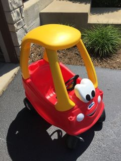 Little Tikes Cozy Coup Ride On Toy