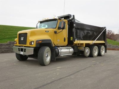 Dump truck & heavy equipment funding