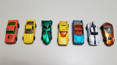 Collectible Diecast Cars