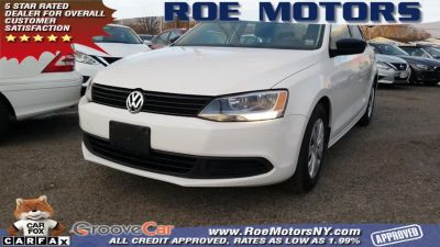 2013 Volkswagen Jetta Base (Candy White)