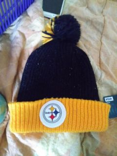 Steelers Jersey and hat