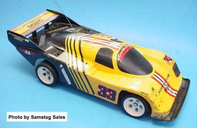 Porsche 962C Radio Shack