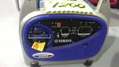 2015 Yamaha Inverter EF2400iSHC Residential Sandpoint, ID