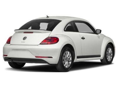 2018 Volkswagen Beetle 2.0T S (Pure White)