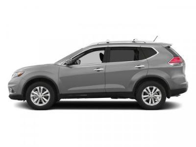 2015 Nissan Rogue SV (Brilliant Silver)